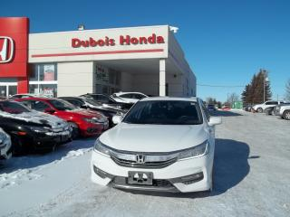 Used 2016 Honda Accord Touring for sale in Woodstock, ON