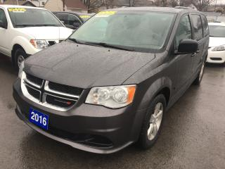 Used 2016 Dodge Grand Caravan CANADA VALUE PACKAGE for sale in St Catharines, ON