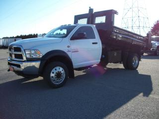 Used 2013 RAM 5500 ST for sale in Stratford, ON