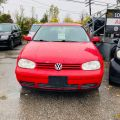 Photo of Red 2005 Volkswagen Golf