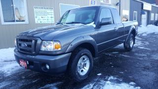Used 2011 Ford Ranger SPORT for sale in Tilbury, ON