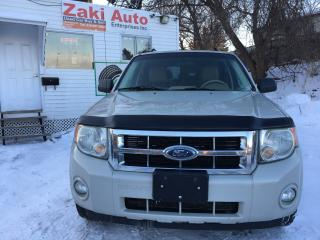 Used 2008 Ford Escape XLT Safety and E Test is Included The Price for sale in Scarborough, ON