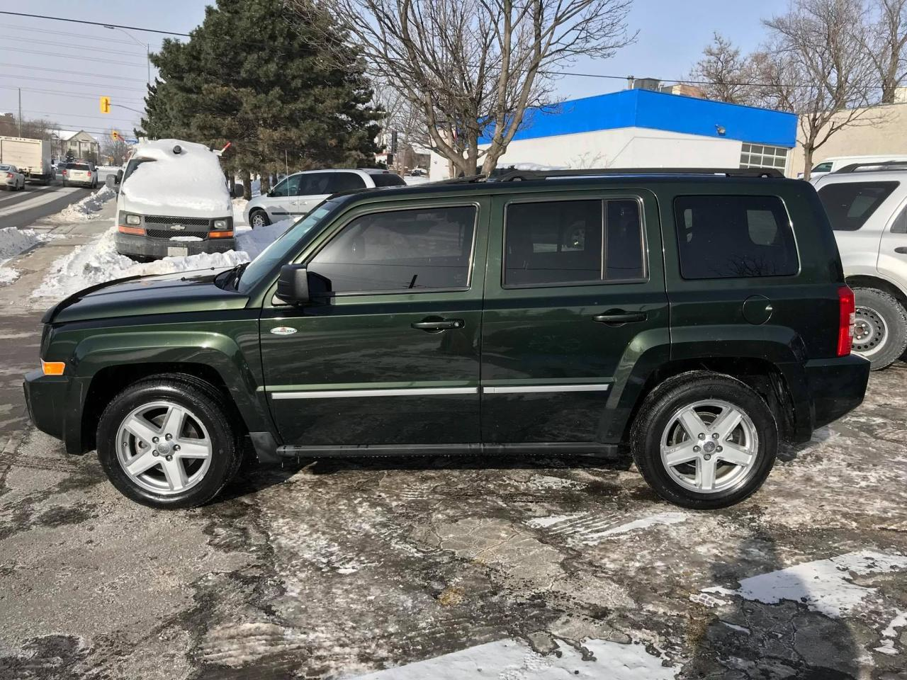 2010 jeep patriot north edition manual