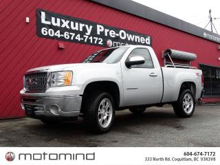 Used 2011 GMC Sierra 1500 WT for sale in Coquitlam, BC