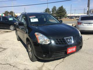Used 2010 Nissan Rogue S for sale in North York, ON