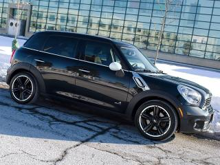 Used 2013 MINI Cooper Countryman S|ALL4|NAVI|REARCAM|PANOROOF|BLUETOOTH for sale in Scarborough, ON