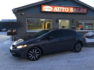 Used 2014 Honda Civic Touring for sale in London, ON