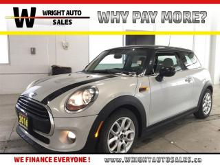 Used 2016 MINI Cooper   LEATHER  SUNROOF  BLUETOOTH  46,654KMS for sale in Cambridge, ON
