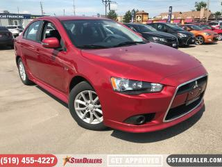 Used 2015 Mitsubishi Lancer SE | ONE OWNER | HEATED SEATS for sale in London, ON