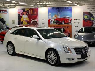 Used 2010 Cadillac CTS 3.6L Performance pkg, Nav, Pano, AWD for sale in Paris, ON