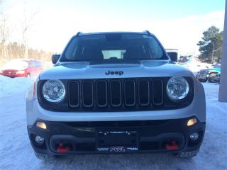 Used 2015 Jeep Renegade Trailhawk**ROOF**REVERSE CAM**HTD SEATS/WHEEL** for sale in Mississauga, ON