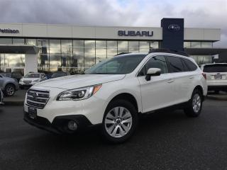 Used 2017 Subaru Outback 2.5i Touring Package - 0.5% Finance 60 Months for sale in Port Coquitlam, BC
