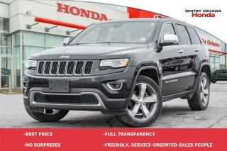 Used 2015 Jeep Grand Cherokee Limited | Automatic for sale in Whitby, ON