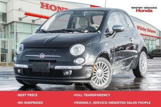 Used 2014 Fiat 500 Lounge for sale in Whitby, ON