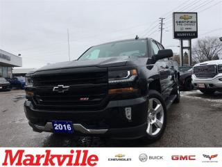 Used 2016 Chevrolet Silverado 1500 2LT-LEATHER-Z71 -TRUE NORTH EDITION for sale in Markham, ON