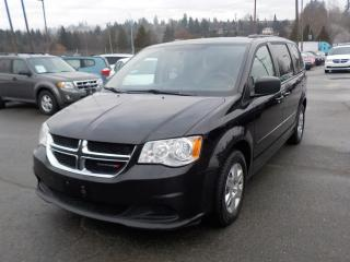 Used 2013 Dodge Grand Caravan 7 Passenger  Stow N' Go for sale in Burnaby, BC