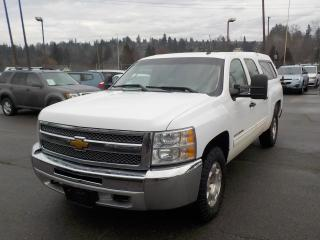 Used 2012 Chevrolet Silverado 1500 LT Crew Cab 4WD with Canopy for sale in Burnaby, BC