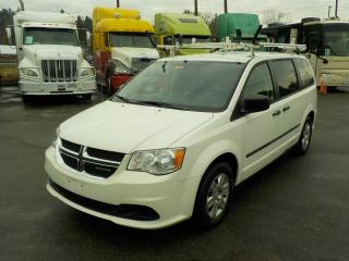Used 2011 Dodge Grand Caravan Cargo Van with Shelving and Ladder Rack for sale in Burnaby, BC