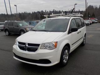 Used 2011 Dodge Grand Caravan Cargo Van with Rear Shelving for sale in Burnaby, BC