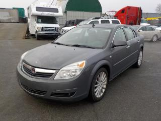 Used 2008 Saturn Aura XR for sale in Burnaby, BC