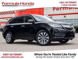 Used 2015 Acura MDX $100 PETROCAN CARD NEW YEAR'S SPECIAL! for sale in Scarborough, ON