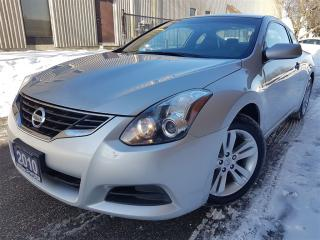 Used 2010 Nissan Altima 2.5 S-Push start-leather-sunroof for sale in Mississauga, ON