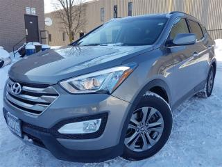 Used 2015 Hyundai Santa Fe Sport 2.4 FWD-One owner-well maintained for sale in Mississauga, ON