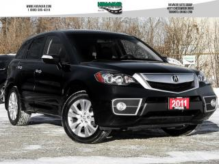 Used 2011 Acura RDX Base w/Technology Package for sale in North York, ON