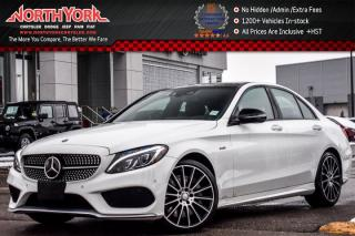 New 2016 Mercedes-Benz C-Class C 450 AMG 4Matic|Driver Asst.,Prem 2,Multimedia Pkgs|19