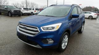 Used 2017 Ford Escape SE AWD 1.6L Ecoboost 180Hp Navi for sale in Stratford, ON