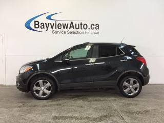 Used 2014 Buick Encore - AWD! PWR FRONT SEATS! for sale in Belleville, ON