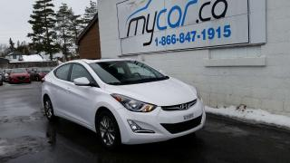 Used 2016 Hyundai Elantra Sport Appearance for sale in Richmond, ON