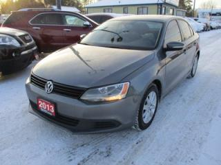 Used 2013 Volkswagen Jetta POWER EQUIPPED 'SPORTY' 5 PASSENGER 2.0L - DOHC.. HEATED SEATS.. NAVIGATION SYSTEM.. POWER SUNROOF.. CD/AUX INPUT.. for sale in Bradford, ON