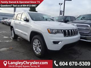 New 2018 Jeep Grand Cherokee LAREDO 4x4 for sale in Surrey, BC
