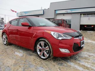 Used 2013 Hyundai Veloster Tech for sale in Richmond, ON