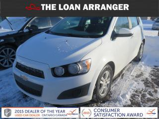 Used 2016 Chevrolet Sonic for sale in Barrie, ON