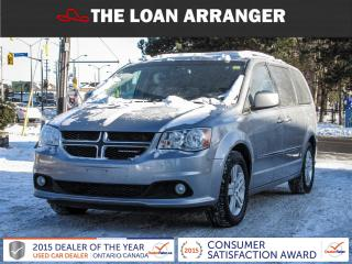 Used 2016 Dodge Grand Caravan Crew for sale in Barrie, ON