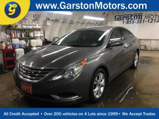 Used 2011 Hyundai Sonata GL*PHONE CONNECT*TRACTION CONTROL*CLIMATE CONTROL*HEATED FRONT SEATS*AM/FM/XM/CD/AUX/USB/BLUETOOTH*ALLOYS* for sale in Cambridge, ON