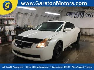 Used 2009 Nissan Altima 2.5 S********AS IS SALE*******LEATHER*POWER SUNROOF*BOSE AUDIO*KEYLESS ENTRY*PUSH BUTTON START*POWER WINDOWS/LOCKS/MIRRORS*HEATED SEATS* for sale in Cambridge, ON