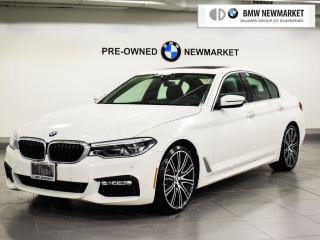 Used 2017 BMW 530i xDrive Sedan for sale in Newmarket, ON