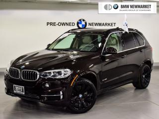 Used 2015 BMW X5 xDrive35i for sale in Newmarket, ON