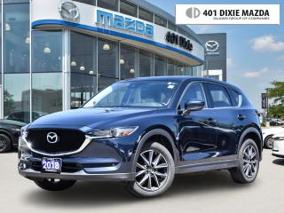 Used 2018 Mazda CX-5 GT NO ACCIDENTS| NAVIGATION| LEATHER SEATS for sale in Mississauga, ON