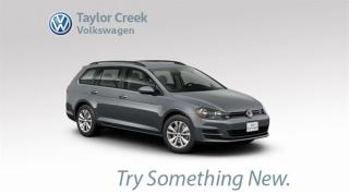 New 2018 Volkswagen Golf Sportwagen 1.8T Trendline 5sp for sale in Orleans, ON