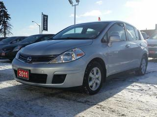 Used 2011 Nissan Versa 1.8 SL for sale in Brampton, ON