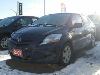 Used 2008 Toyota Yaris for sale in Brampton, ON