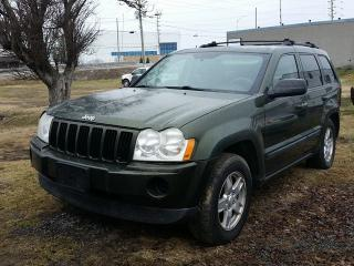 Used 2007 Jeep Grand Cherokee LAREDO 4x4 for sale in Gloucester, ON