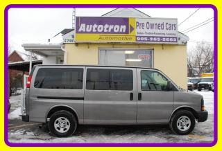 Used 2007 Chevrolet Express 1500 8 Passenger Van for sale in Woodbridge, ON