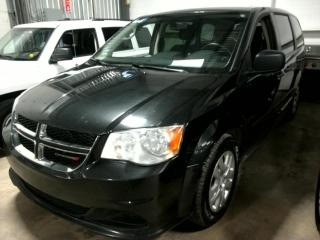 Used 2014 Dodge Grand Caravan CVP - REAR STOW N'GO - BLUETOOTH - COMING SOON!! for sale in Aurora, ON