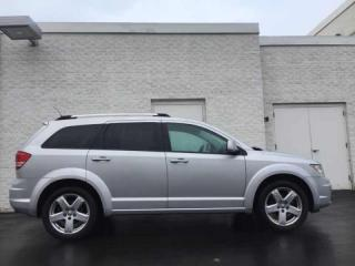 Used 2010 Dodge Journey R/T - LEATHER - DVD - ALLOYS - COMING SOON for sale in Aurora, ON