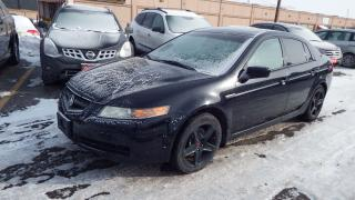 Used 2006 Acura TL w/Dynamic Pkg/MANUAL/SUNROOF/BLUETOOTH/ $5999 for sale in Brampton, ON
